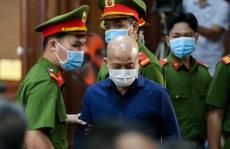Bị cáo Đinh La Thăng đề nghị tòa án miễn trách nhiệm hình sự cho cấp dưới