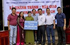 Quỹ khuyến học Đèn Đom Đóm đến với Đắk Lắk: Dự án nhỏ, hạnh phúc to