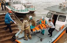 Cứu nạn 5 thuyền viên nước ngoài, trong đó 1 người tử vong