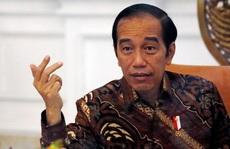 Tổng thống Indonesia thay 6 bộ trưởng cùng lúc
