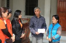 SHB góp phần hỗ trợ người dân miền Trung ổn định sau bão, lũ