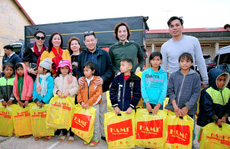'Trái tim nhân ái' trao quà cho bà con nghèo tại tỉnh Đắk Nông