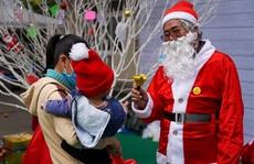 Giáng sinh vui cho những bệnh nhân nhi