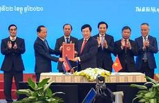 Hai văn kiện pháp lý về biên giới Việt Nam - Campuchia chính thức có hiệu lực