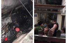 Sau tiếng nổ lớn, 2 phụ nữ tử vong, 1 người bị thương