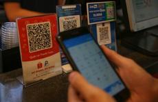 Thanh toán qua ví điện tử tăng mạnh