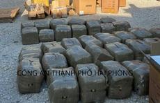 665 kg cần sa cất giấu ở vách ngăn bí mật trong container