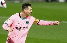 Messi ghi bàn thứ 644, Barcelona giành chiến thắng 3 sao