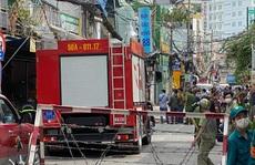 Công an TP HCM vào cuộc vụ nổ tại quán ăn ở Phú Nhuận