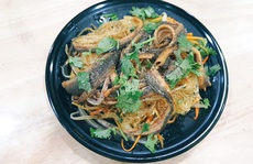 Lươn đồng - món ngon xứ Nghệ