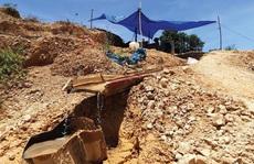 Chưa cho công ty của 'đại gia' Ngô Văn Quang đào vàng tại Bãi Ruộng