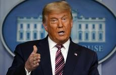 Tổng thống Trump phủ quyết dự luật quốc phòng hơn 740 tỉ USD