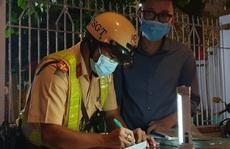 TP HCM: Hơn 23.000 trường hợp vi phạm giao thông bị 'phạt nguội' năm 2020