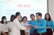 Kiên Giang: Giảm giá dịch vụ khám sức khỏe cho đoàn viên - lao động