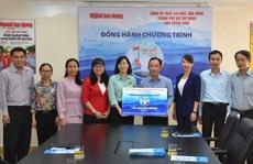 Lan tỏa mạnh mẽ Chương trình 'Một triệu lá cờ Tổ quốc cùng ngư dân bám biển'