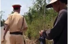 Vụ tố 'sếp can thiệp gỡ xe vi phạm' ở Đồng Nai là có cơ sở