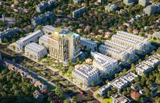 Dự án Trung tâm thương mại Đồng Xoài - The Light City chính thức được khởi công