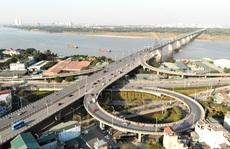Xây thêm 10 cầu qua sông Hồng