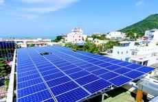 EVN dừng ký hợp đồng mua điện mặt trời mái nhà sau 31-12-2020
