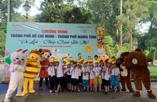 Lần đầu tiên TP HCM tổ chức du lịch miễn phí cho trẻ em mồ côi, khuyết tật