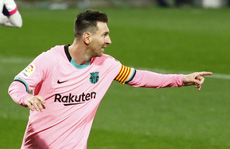 Messi thổ lộ dự định cuối sự nghiệp, Man City và PSG vỡ mộng