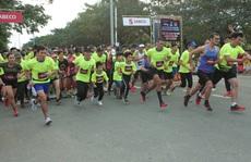 Hơn 350 vận động viên tham gia giải Bia Saigon - Olympic 2030