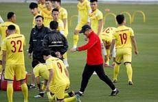 Thầy Park nhắn nhủ gì các học trò trước khi lên máy bay về Hàn Quốc đón Tết với gia đình?