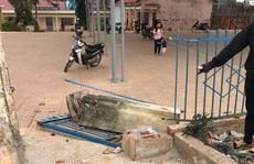 Chủ tịch UBND tỉnh chỉ đạo 'nóng' vụ sập cổng trường đè chết học sinh