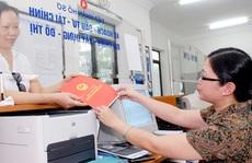 Làm sổ đỏ, đăng ký xe qua mạng giúp tiết kiệm 1.376 tỉ đồng mỗi năm