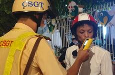 CSGT TP HCM sẽ phát huy uy lực 'cú đấm thép', xử nghiêm vi phạm nồng độ cồn