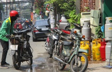 Giá gas tăng lên gần 400.000 đồng/bình 12kg từ đầu năm 2021