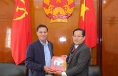TP Hải Phòng và Báo Người Lao Động tăng cường trao đổi, hợp tác trên nhiều lĩnh vực