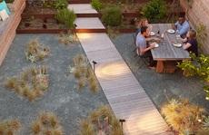 8 thiết kế cảnh quan sân sau tuyệt vời cho ngôi nhà hiện đại