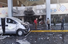 2 vụ nổ ở sân bay Yemen khiến 140 người thương vong: May mà máy bay thoát nạn