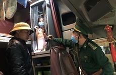 Người đàn bà 'bí mật' bên trong cabin xe Container từ Lào về Việt Nam