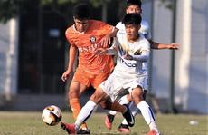U17 SHB Đà Nẵng chơi áp đảo lại thua ngược U17 HAGL