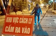 Phong tỏa nhà nghỉ cho nhóm người Trung Quốc nhập cảnh trái phép lưu trú