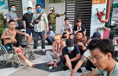 Truy tìm Tèo '72 mụt ruồi' vụ nhóm người Bình Dương bị đuổi chém náo loạn ở An Giang