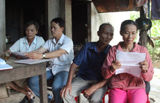 Vụ xã 'buộc' dân nộp tiền để trả nợ quán xá: Công an vào cuộc