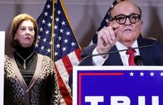 Một số bang chịu hết nổi các luật sư của Tổng thống Trump