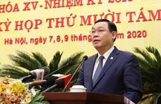 Hà Nội bầu chủ tịch HĐND, các phó chủ tịch UBND thành phố
