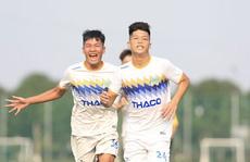 Hấp dẫn cuộc đua vô địch Giải U17 Cúp Quốc gia