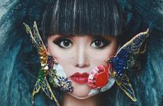 Jessica Minh Anh và chiếc khẩu trang đặc biệt đại diện cho Việt Nam trong chiến dịch Maskbook