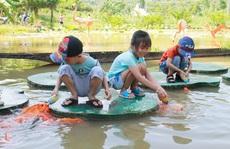 Công viên Du lịch Yang Bay – Thế giới kỳ thú dành cho các em nhỏ