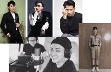 Bầu chọn Mai Vàng 2020 hạng mục Nam ca sĩ: 'Cuộc chiến' của 5 chàng trai