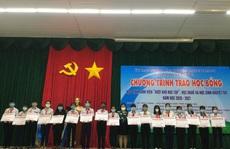 Vedan Việt Nam đồng hành trao học bổng cho học sinh, sinh viên khó khăn