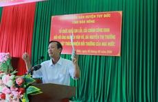 Gây oan sai cho 2 người dân, 2 nguyên lãnh đạo VKSND bị cảnh cáo