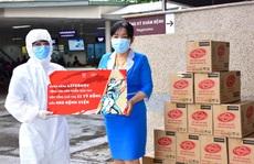 Lifebuoy tài trợ gói sản phẩm 11 tỉ phòng chống Covid-19