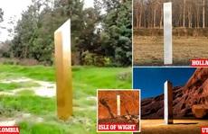 """""""Trùm"""" của các khối kim loại bí ẩn xuất hiện ở Colombia"""