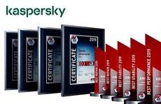 Bảo vệ an toàn trực tuyến cho gia đình bạn với Kaspersky Total Security